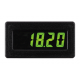 CUB4V010 - rétroclairage vert