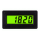 CUB4CL30 - rétroclairage vert, image en positif