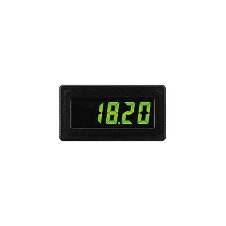 CUB4CL10 - rétroclairage vert, image en négatif