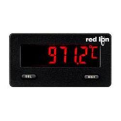CUB5RTB0 - indicateur de sonde RTD - rétroclairage rouge