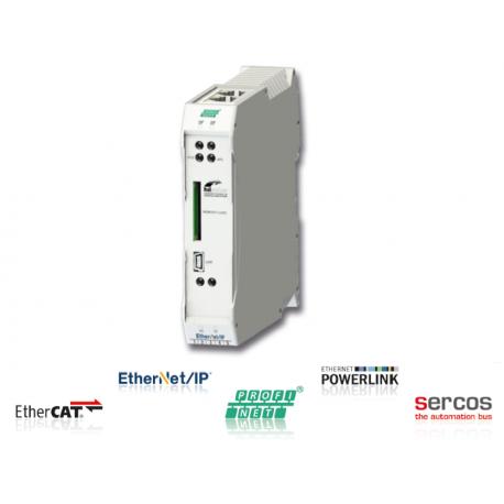 Passerelle de commutation pour tous les équipements industriels sur les réseaux Ethernet Temps Réel – netTAP 151