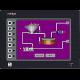 Ecran couleur VGA G310C2 et G310S2