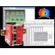 Passerelle de communication pour température de fonctionnement variable