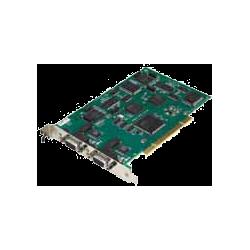 Carte d'interface réseau sur bus PCI pour PROFIBUS-DP