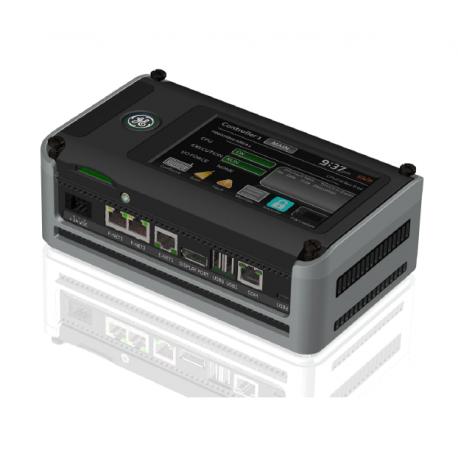 Automate industriel dernière génération PACSystems RXi Controlleur intégrant controleur et IPC
