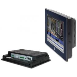 Différentes vues interface opérateur Quick Panel+ 12 pouces - Gamme GE Intelligent Platforms