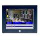 IHM multi touch résolution 800x600 SVGA - Quick Panel+ 12 pouces - GE Intelligent Platforms