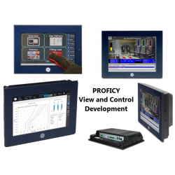 Proficy View and Control Development pour QuickPanel+ - GE Intelligent Platforms