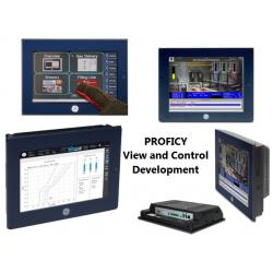 Proficy View and Control Development pour QuickPanel+ - GE Intelligent Platforms