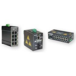 Switches d'entrée de gamme Fast Ethernet (10 100) 100, 300 et 500 N TRON