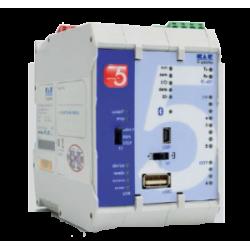 Normes IEC 60870-5-101/104, IEC 61850 client-serveur