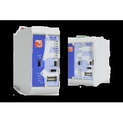 Exemple architecture boitier comapct pour la télégestion -Micro Station téléconduite net Line-FW-5-GATE