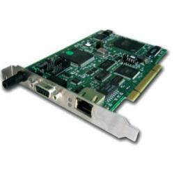Carte d'interface réseau PCU-DP2IO pour PROFIBUS-DP