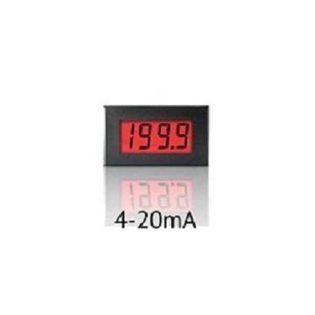 Affichage 4-20mA boucle passive sur afficheurs LCD industriels