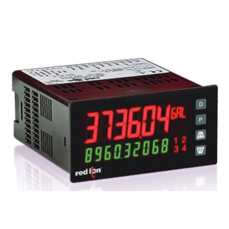 PAX2A - indicateur d'entrée analogique universelles