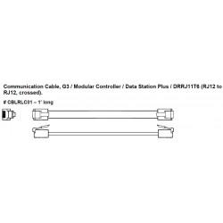 Câble RJ-12 to RJ-12 1 inch