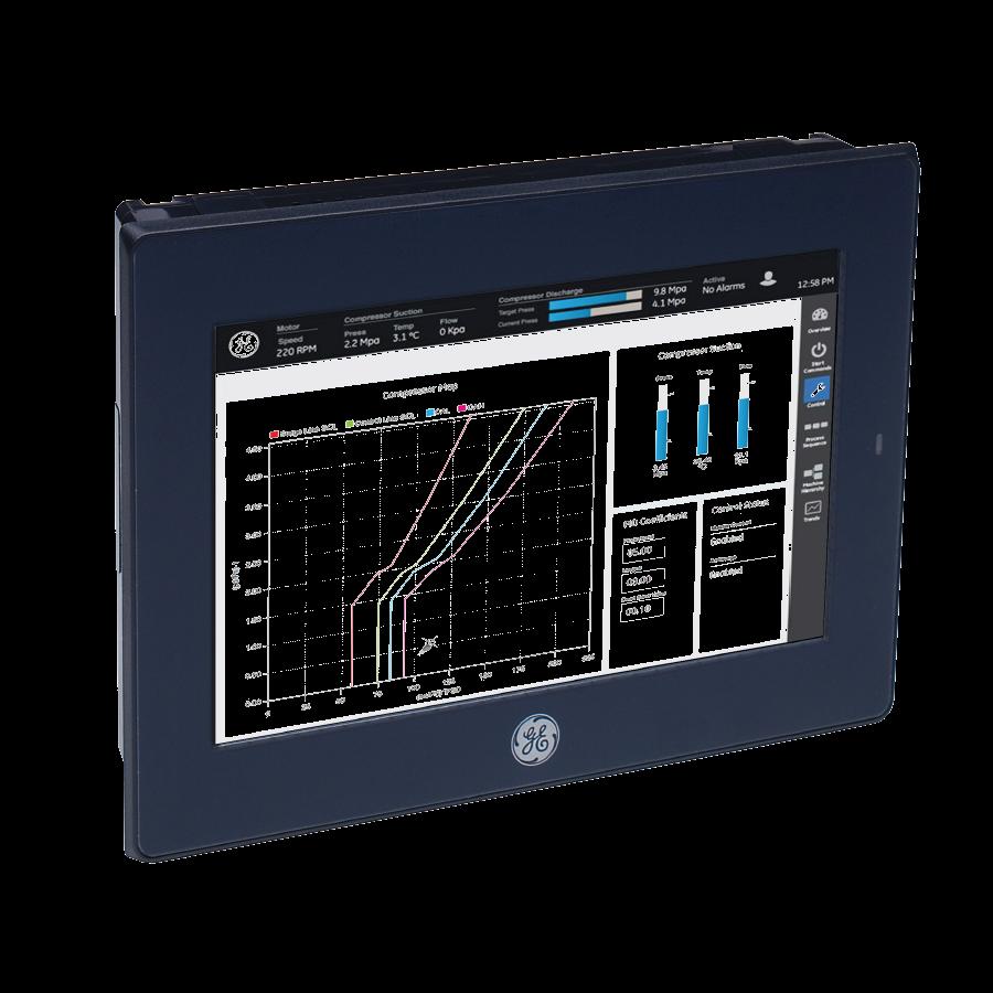 Nouvelle gamme d'interface opérateur QuickPanel+™ combinant automate et IHM