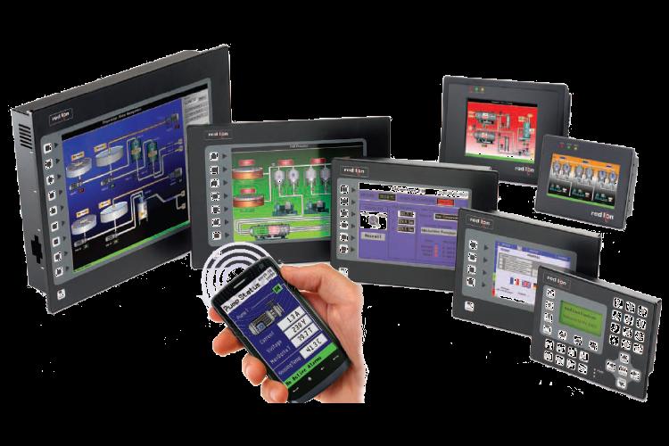 Ecrans de contrôle et visualisation - Gamme G3